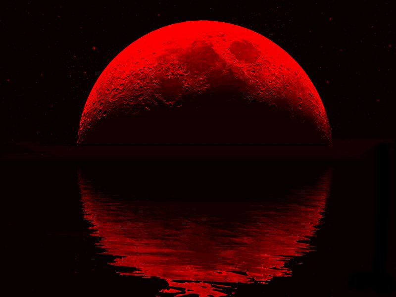 blood moon meaning in native american - photo #30