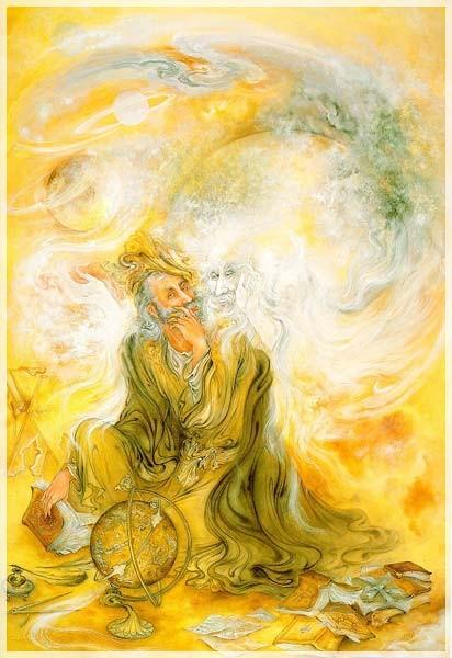 Rumi – Poem of the Atoms | Metal Gaia