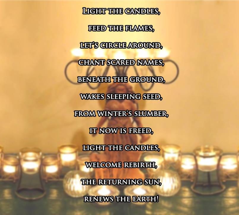 Pagan Poems 5
