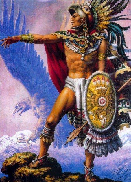 Aztec War Poetry | Metal Gaia