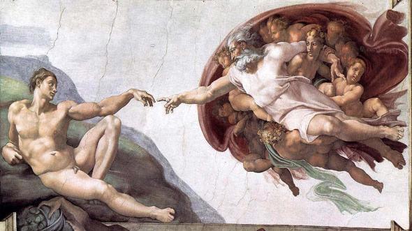 creationofadam