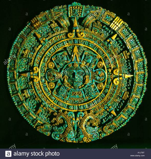 aztec-sun-god-calendar-the-stone-of-five-suns-A1JT8T