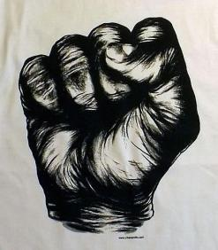 black_power_fist_illustrated-3