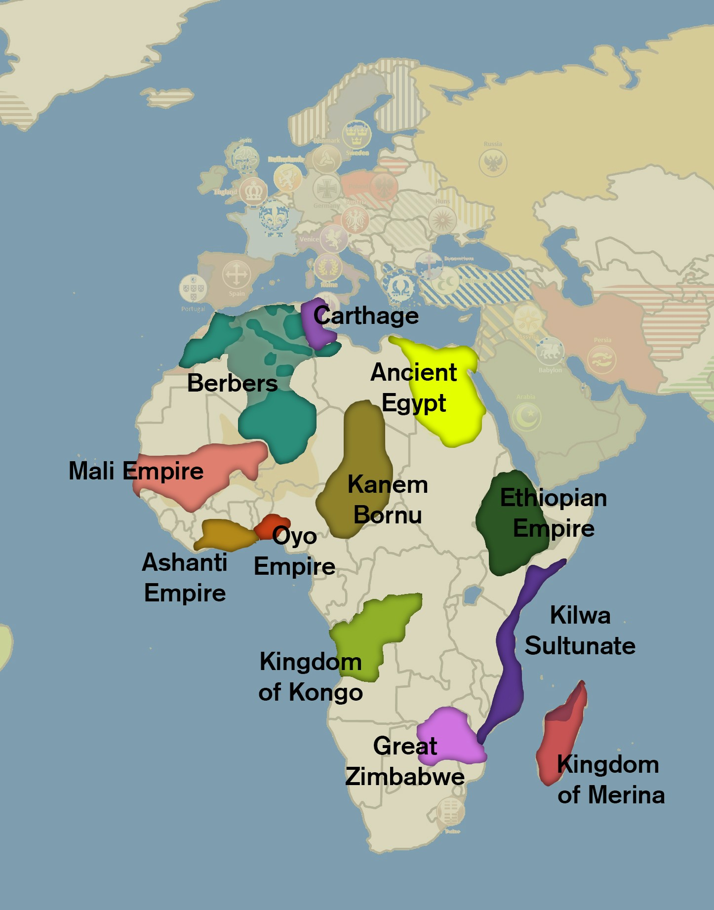 Ancient African Empires Map | Metal Gaia on geographical map of africa, current map of africa, blank map of africa, map of the founding of rome, map of africa with countries, climate map of africa, map of medieval africa, map of identity, map of contemporary africa, big map of africa, map of north america, map of cush, map of italian africa, map of norway africa, map of mesopotamia, map of china, map of middle east, map of east africa, map of earth africa, map of historical africa,